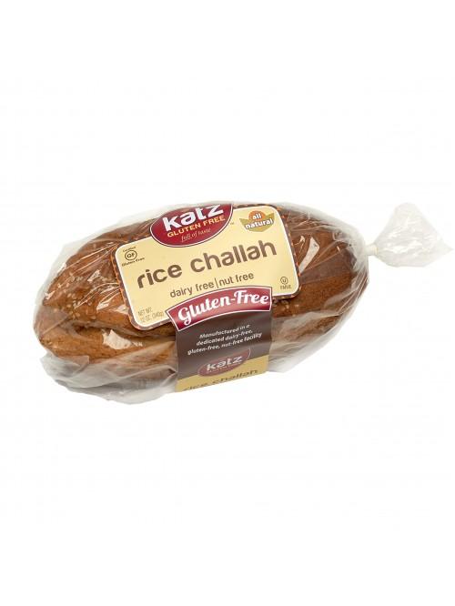 Katz Rice Challah Loaf - Gluten Free