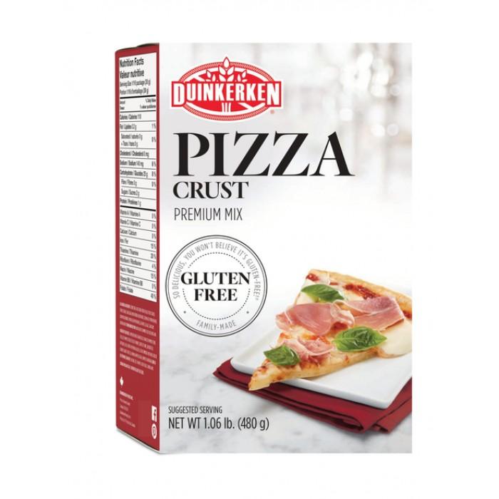 Duinkerken Pizza Crust/Stromboli/Calzone Mix - Gluten Free