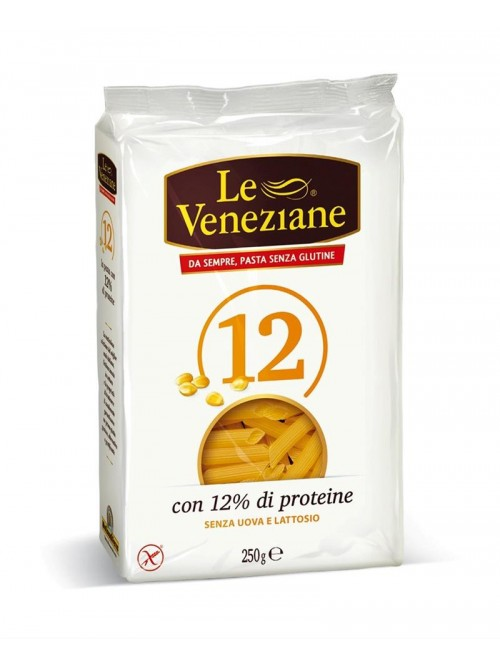Le Veneziane 12 Gluten Free Pasta Penne plus Veget...