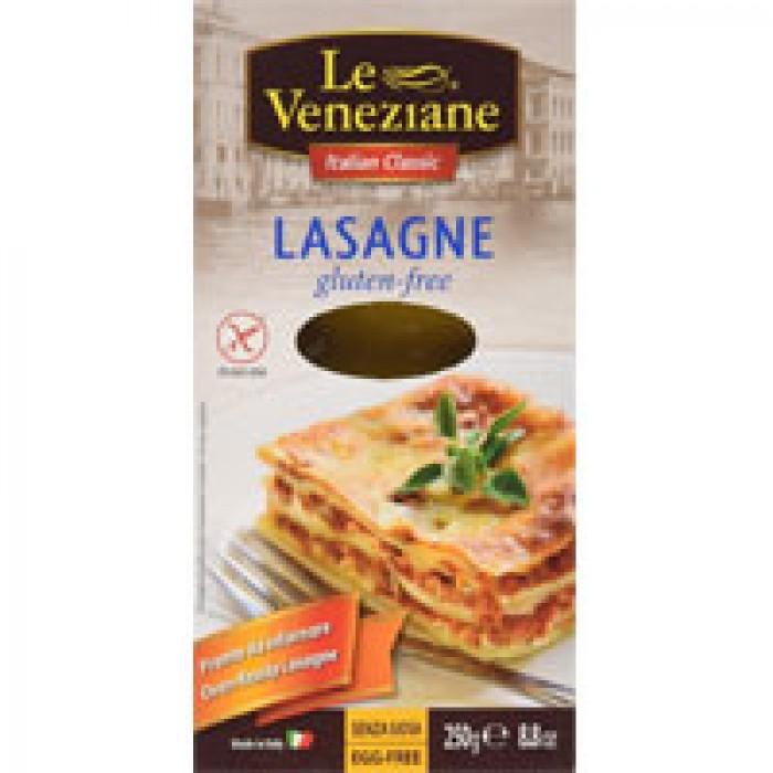 Gluten Free Pasta Lasagne