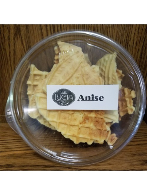 Gluten Free Snack Size Pieces Anise 1 oz
