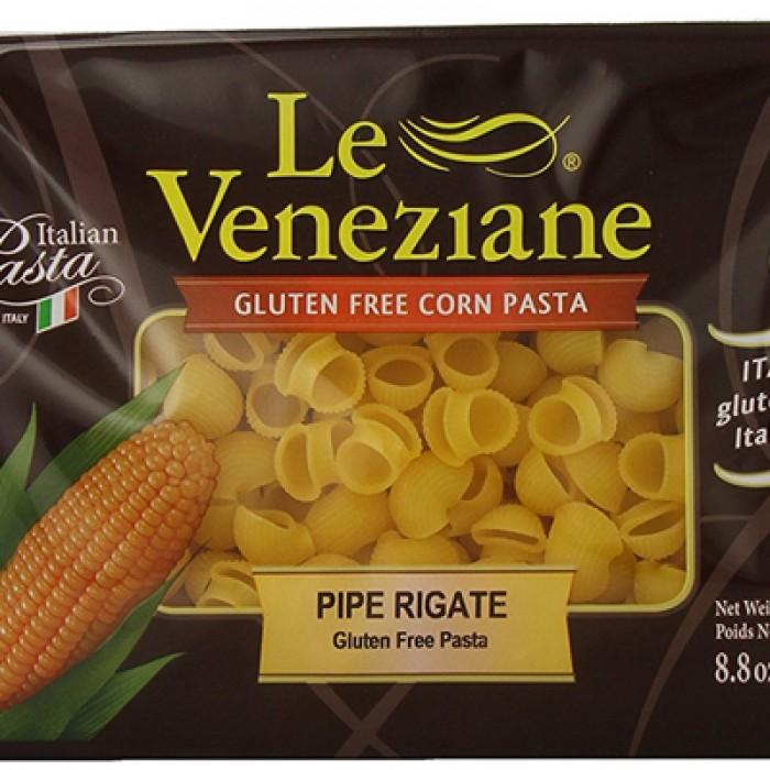 Le Veneziane Gluten Free Pasta Pipe Rigate