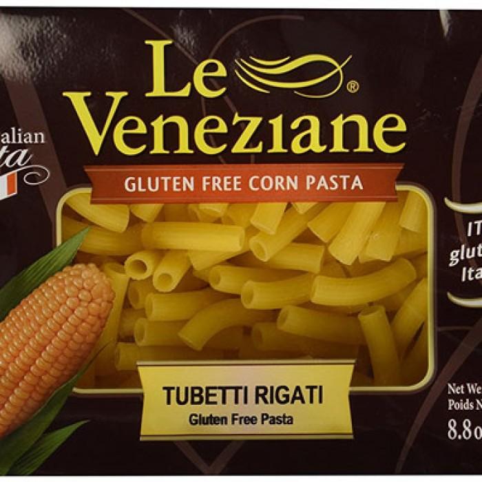 Le Veneziane Gluten Free Pasta Tubetti Rigati