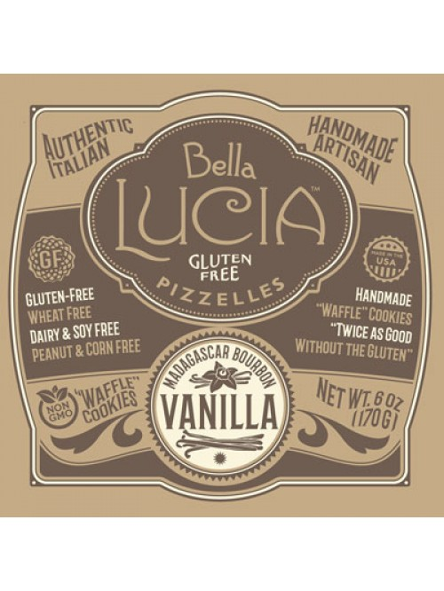Gluten Free Pie Crust Mix Vanilla