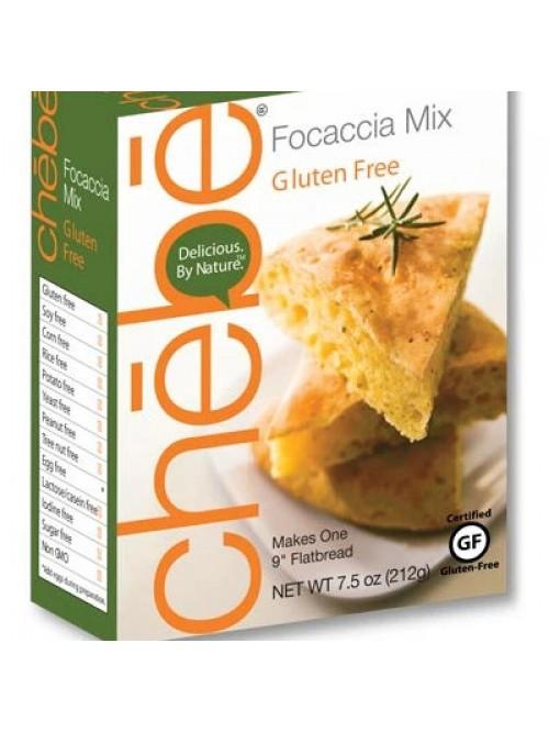 Chebe Gluten Free Focaccia Mix