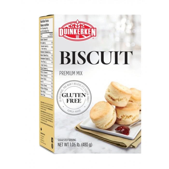 Duinkerken Biscuit Mix - Gluten Free