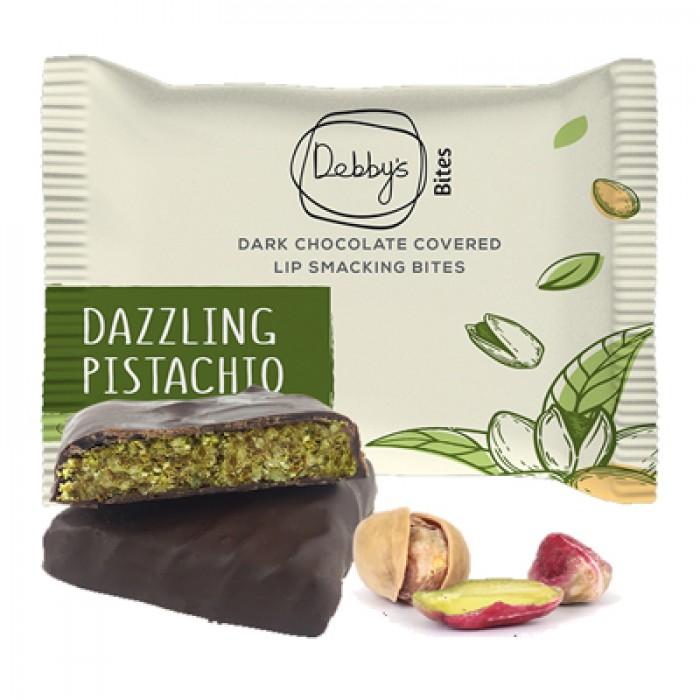 Debby's Dazzling Pistachio Bites