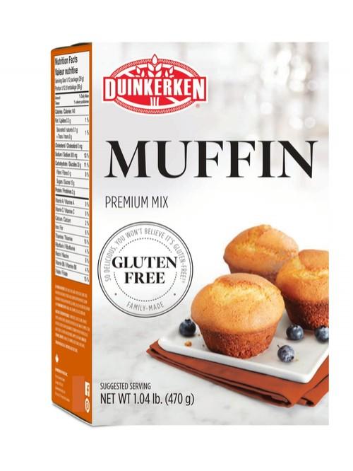 Duinkerken Muffin Mix - Gluten Free