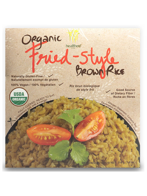 Organic Fried Style Rice
