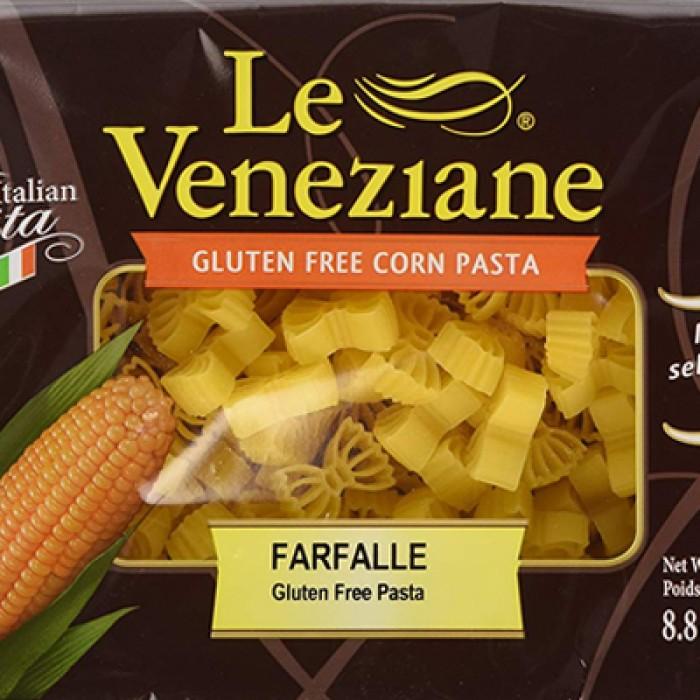 Le Veneziane Gluten Free Pasta Farfalle (small bowties)