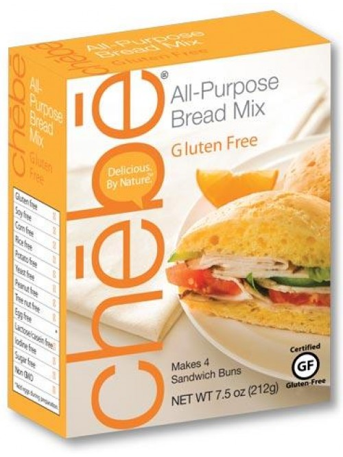 Chebe Gluten Free All Purpose Bread Mix