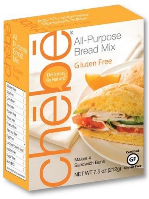 Chebe Gluten Free All Purpose Bread Mix
