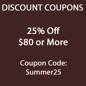 Save 25% on $80 Code Summer25