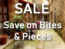 Sale on Bites & Pieces